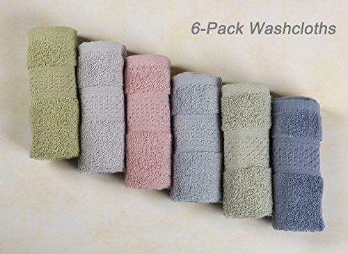 cotton hand towel set