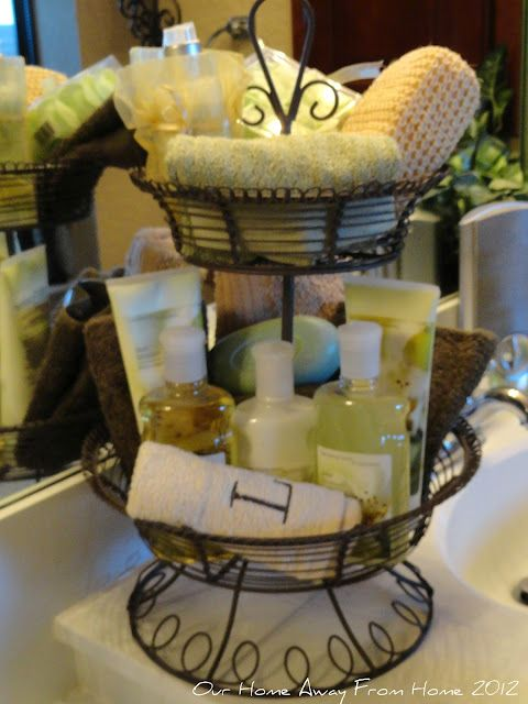 Spa Gift Basket Ideas For Woman From The Heart