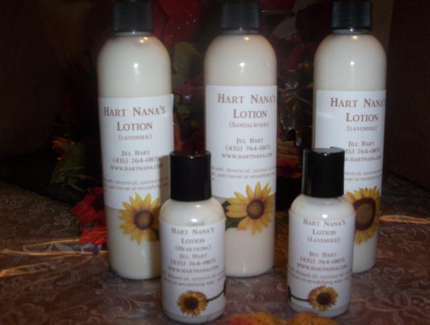 Goat Milk Lotion Making Supplies
