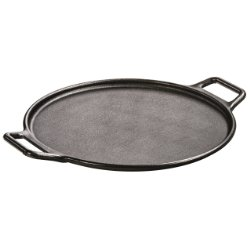 Lodge Pro-Logic P14P3 Cast Iron Pizza Pan Black 14-inch