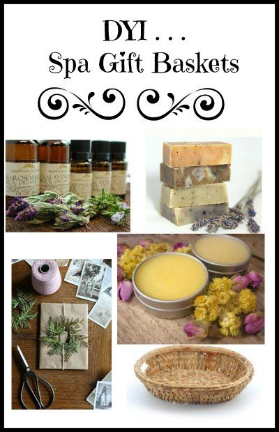 spa gift baskets ideas for women
