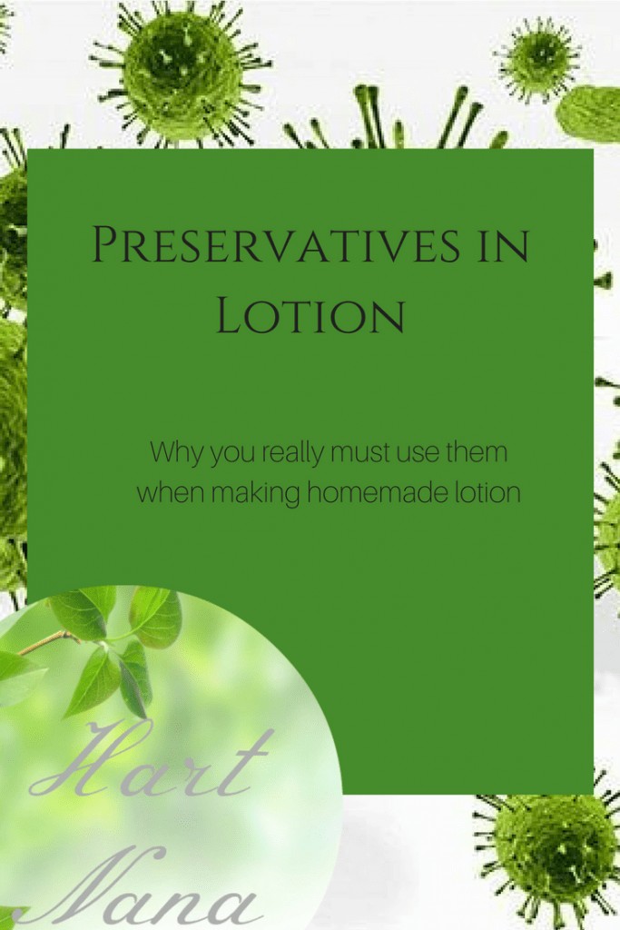 Making lotion? See which preservatives you need to keep your lotion safe