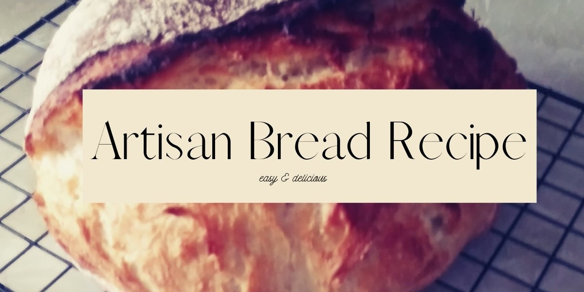 artisan bread recipe easy n delicious